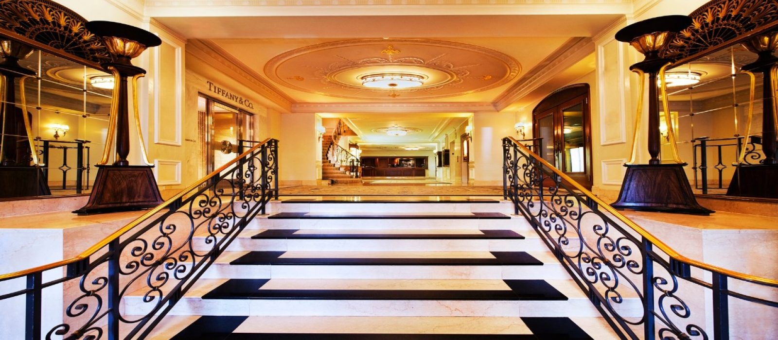 Entrance of Taj Boston (Photo: Taj Boston)