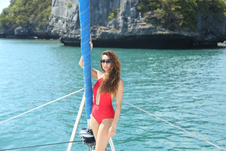 Anusha Dandekar is Thailand tourism's brand ambassador