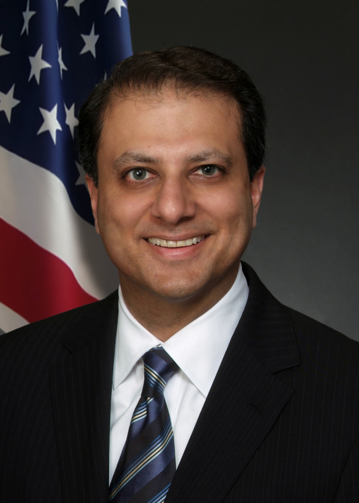 United States President-elect Donald Trump is going to keep on Preet Bharara, the high-profile Indian federal prosecutor appointed by President Barack Obama. After a meeting with Trump in New York, Bharara told reporters that he had been asked to stay on as the prosecutor for Southern New York, which covers Wall Street, and that he agreed. Bharara prosecuted several Indian business leaders like Rajat Gupta, the former Goldman Sachs director and McKinsey managing parter, for illegal stock trading activities.