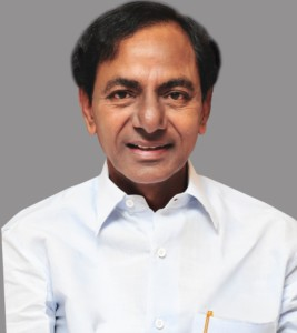 Chief Minister K Chandrasekhar Rao