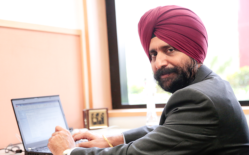 Kulmeet Bawa, Managing Director, South Asia, Adobe.