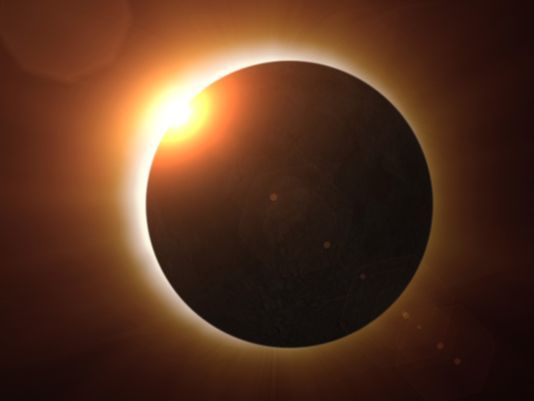 Total solar eclipse coming in August