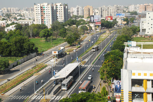 Gurjrat's capital city Ahmedbad (Photo: Wikipedia)