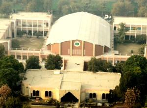 Army Public School auditorium