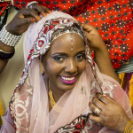 Burundi Bride – Manchester-sized