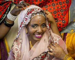Burundi Bride - Manchester