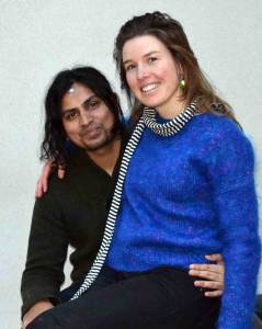 DENMARK FOOTBALL STAR CECILIE VEDEL PEDERSON TO MARRY Maharashtrian YOUTH, DR. RAHUL ALINJE, ON DEC.20, IN MANMAD, NASHIK