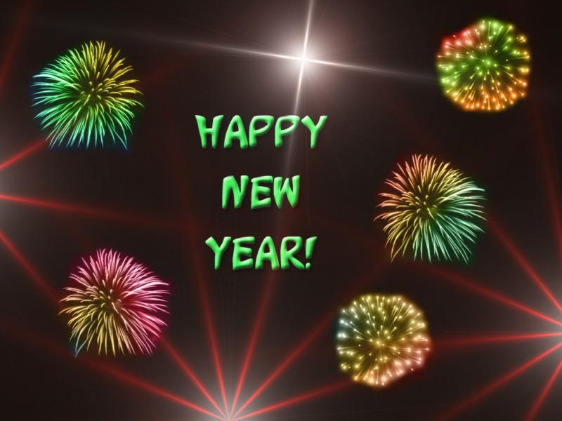 Happy New Year (Photo courtesy Happy New Year Co. India)