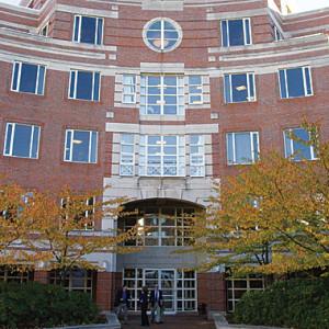 (Cambridge, MA - October 13, 2006) -  The Taubman Building, Kennedy School of Government, Harvard University. Staff Photo Kris Snibbe/Harvard University News Office