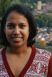 AID Boston President Keerthana Krishnan, who is from Chennai, is spearheading local fundraising efforts.