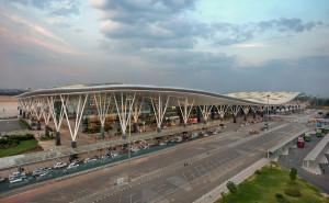 Bengaluru's International Airport (Photo courtesy: ARUP)