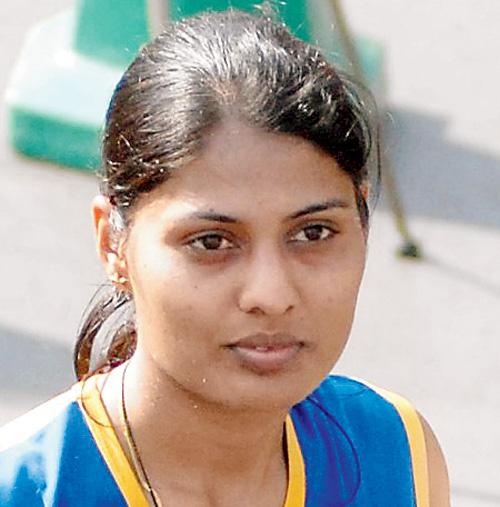 Lalita Babar (Photo courtesy: Athletics Federation of India)