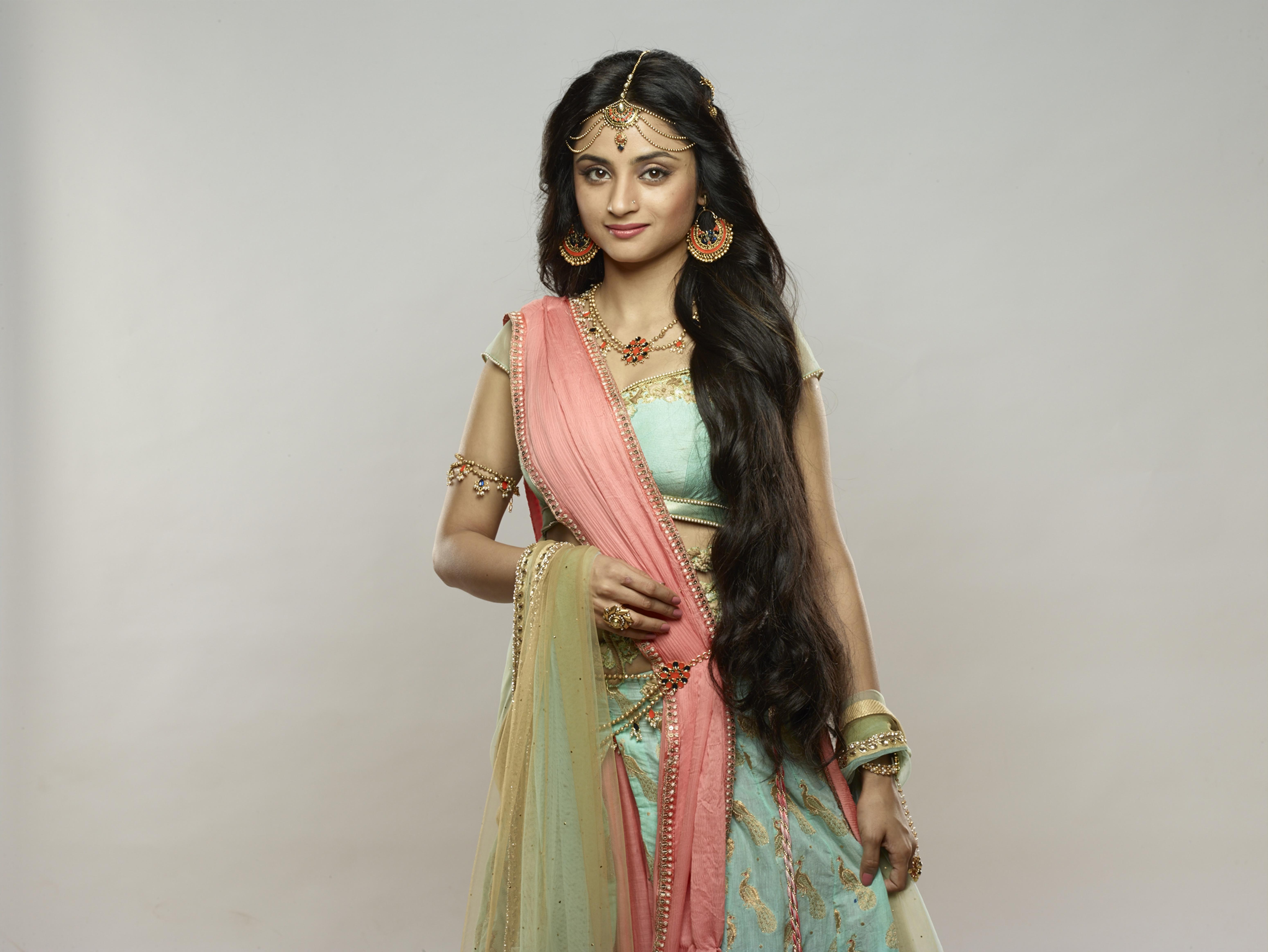 Madirakshi as Sita