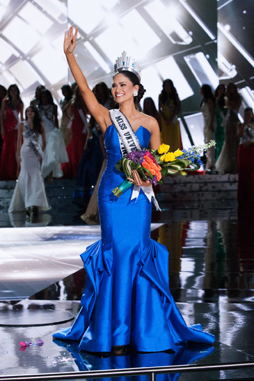 Miss Universe Philippines was crowned as Miss Universe 2015.