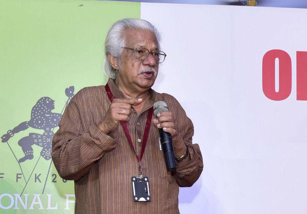 Adoor Gopalakrishnan.