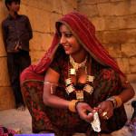 Rajasthan-lady