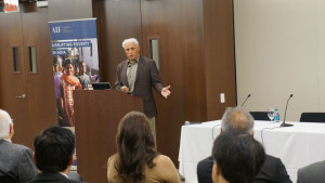 Romesh Wadhwani--AIF New York Event
