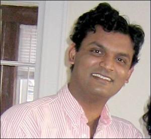 Santosh Vempala (Photo courtesy: Rediff)