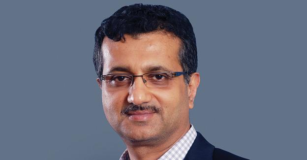 Wipro chief executive for finance solutions Shaji Farooq
