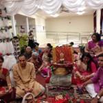 Tulsi-ceremony