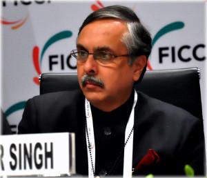 FICCI secretary general A. Didar Singh