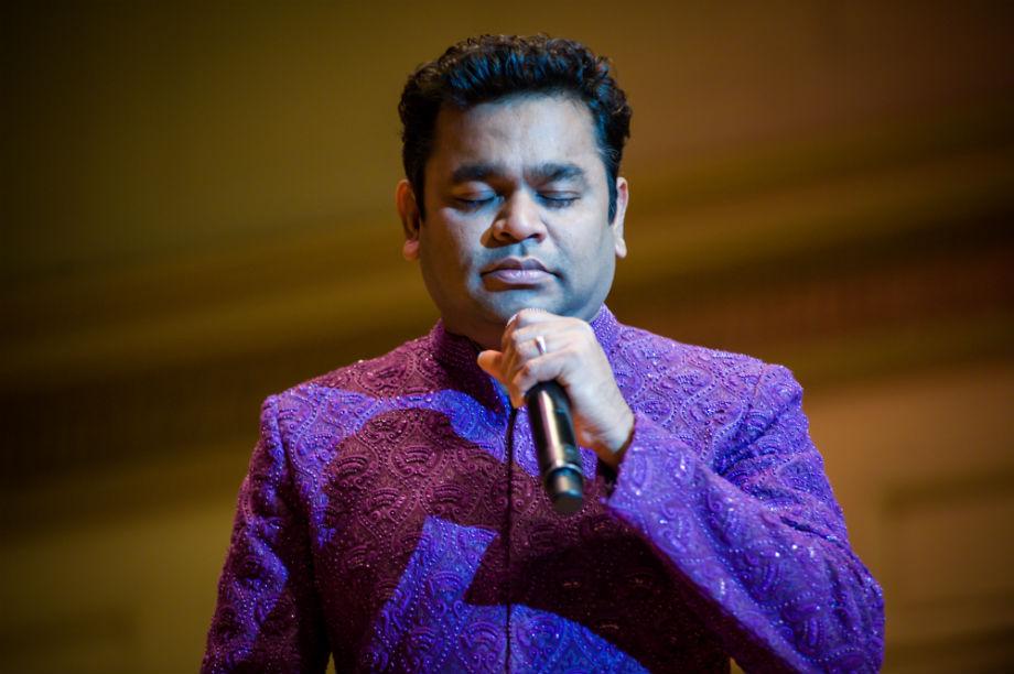 AR Rahman (Photo: Mike Ritter)