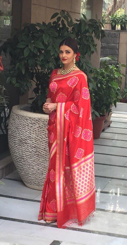 Actress Aishwarya Rai Bachchan (Source: Twitter)