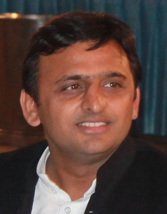 UP Chief Minister Akhilesh Yadav (File photo)