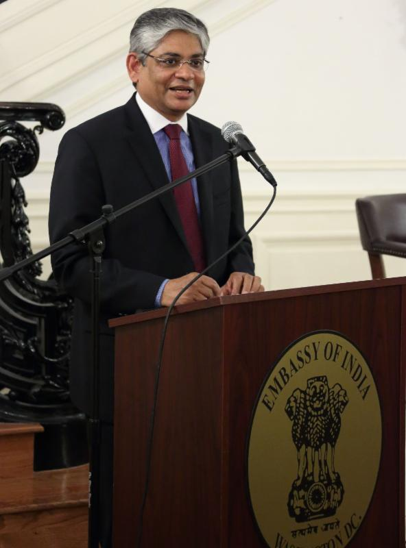 Ambassador Arun Kumar Singh
