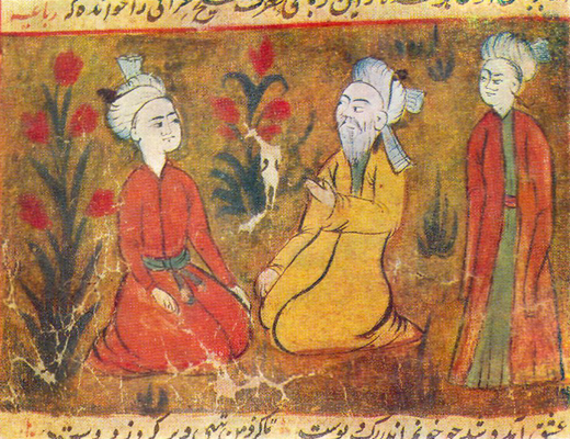Amir Khusro (Photo: Wikipedia)