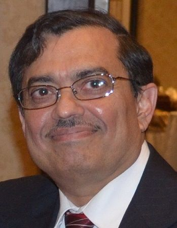 IARI President Amrut Patel