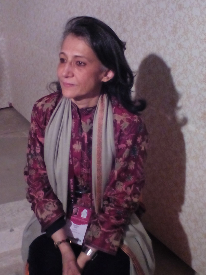 Pakistani historian Ayesha Jalal, who has written a biography of her grand uncle and Urdu writer Saadat Hasan Manto