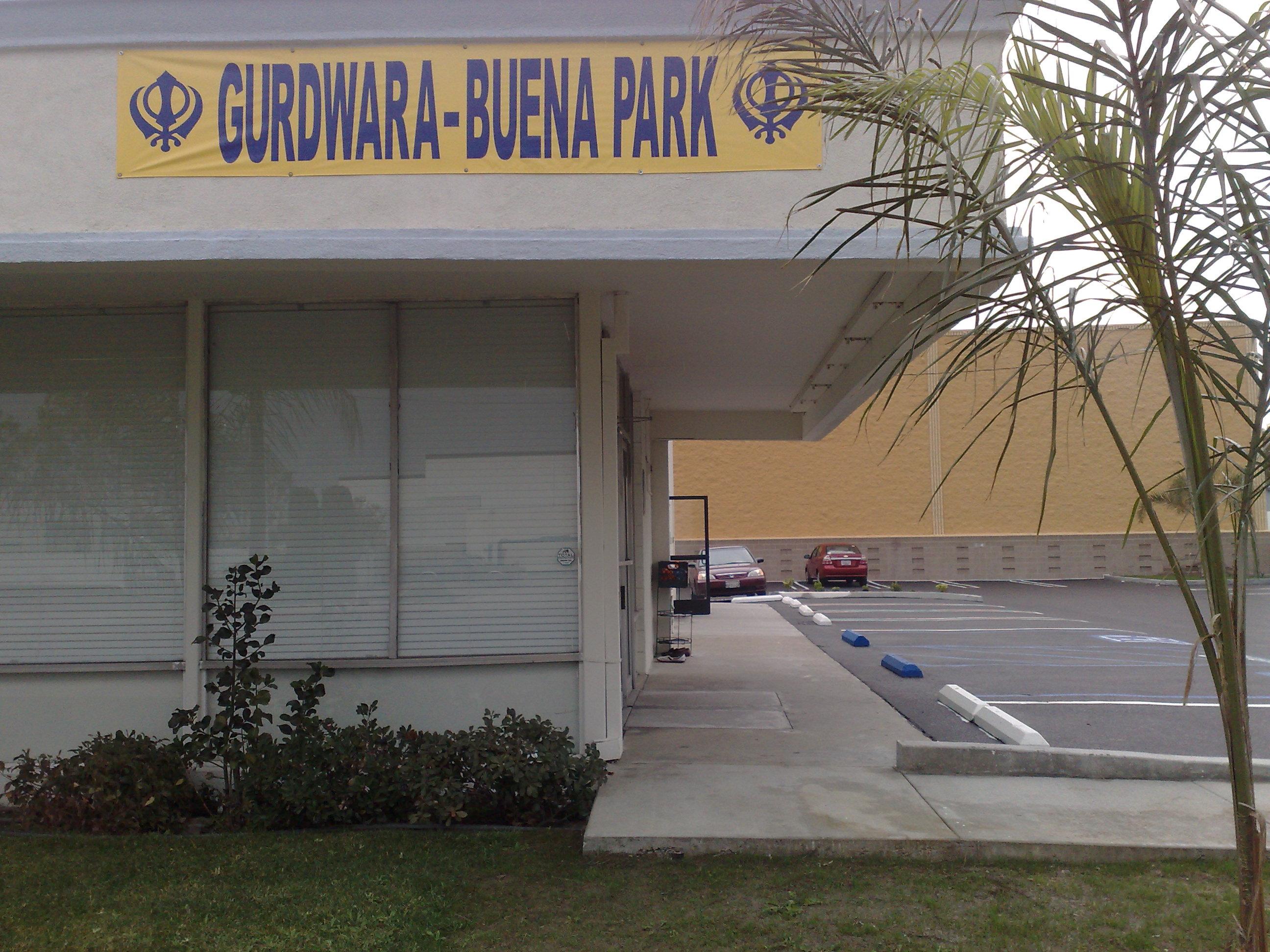 Buena Park-Building