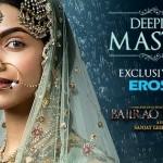 Deepika as Mastani