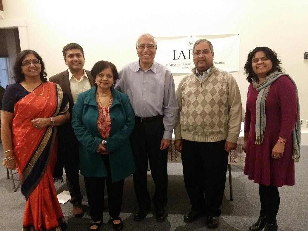 Members of the board of trustees.