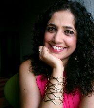 Author Madhuri Banerjee