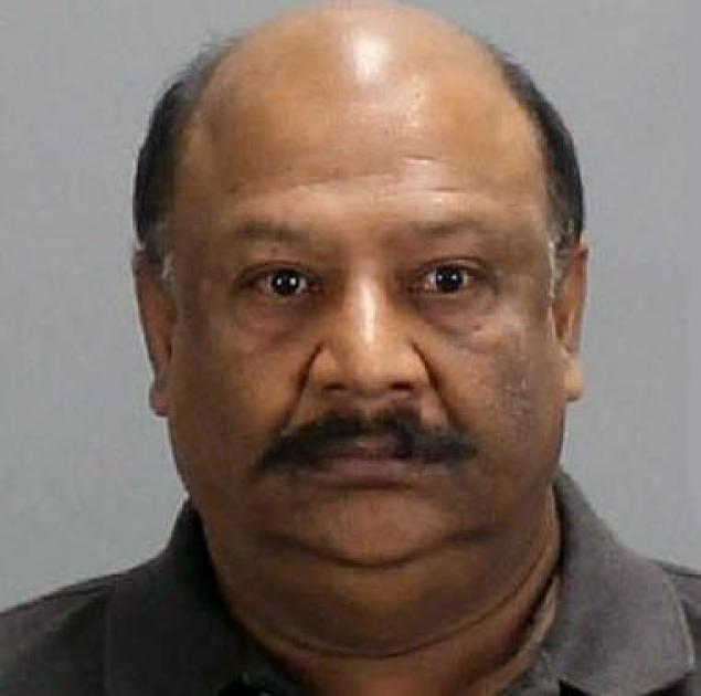 (Photo courtesy: Clayton County District Attorney's Office Dr. Narendra Nagareddy was arrested on charges of overprescribing opiates and benzodiazepine.