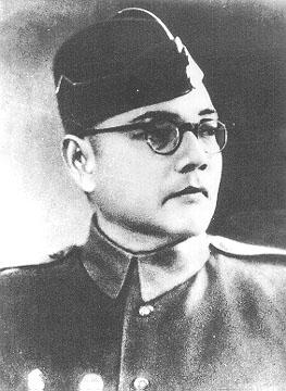 Netaji as he was popularly known