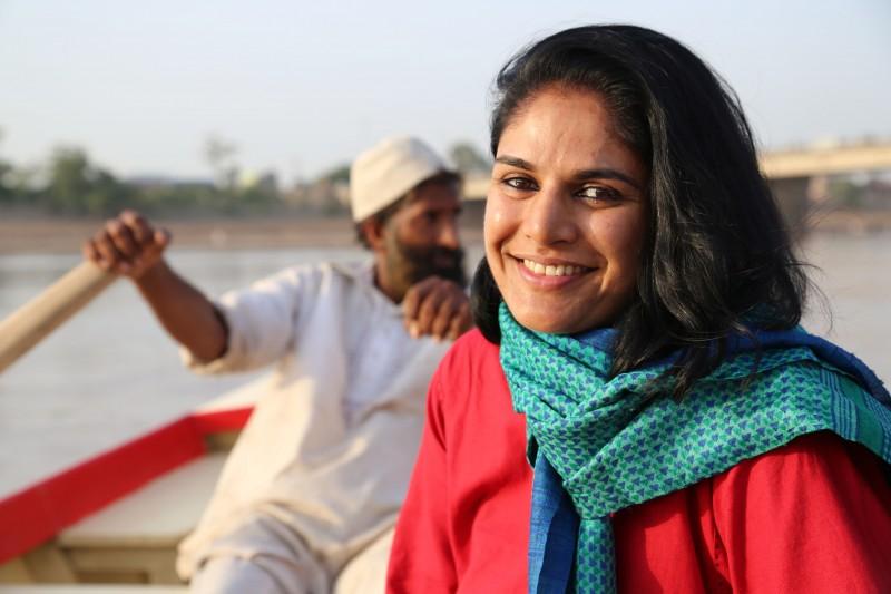 PEM Curator of South Asian Art Sona Datta