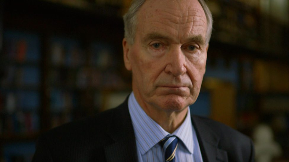 Professor Graham MacGregor (Photo courtesy: BBC)