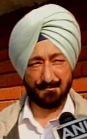 Salwinder Singh (Photo courtesy: The Tribune)