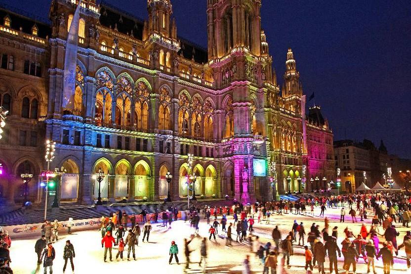 Vienna (Courtesy: Vienna Tourist Board)