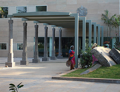 British Deputy High Commission Chennai where the fraud case surfaced by Jordan + Bateman Architects