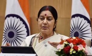 Sushma Swaraj (File photo: PTI)