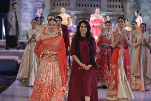 Global Fashion Designer Anita Dongre Hosts First Ever Virtual Trunk Show Over Independence Day Weekend India New England News
