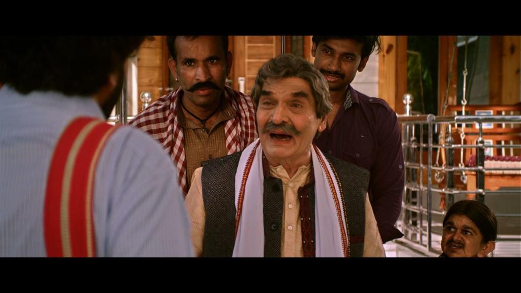 Asrani in Murari: The Mad Gentleman