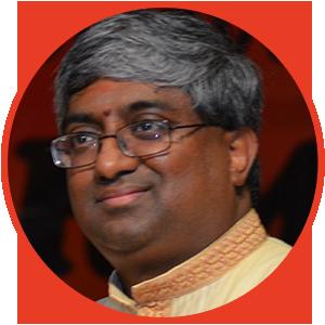 Kalyan Viswanathan (Photo courtesy: Dharma Civilization Foundation website)