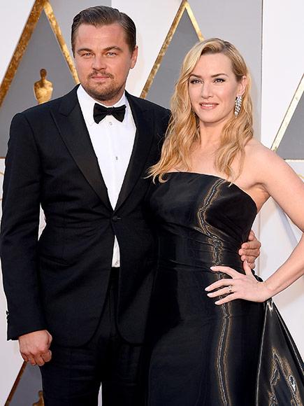 Leonardo DiCaprio and Kate Winslet (Photo courtesy: Steve Granitz / WireImage/People Magazine)