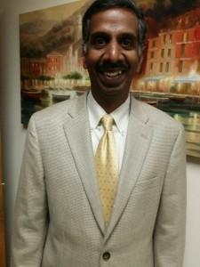 Dr. Naveen Chandra Pandaraboyina