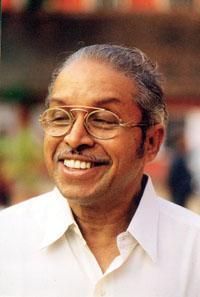 O.N.V. Kurup (Photo courtesy: Spider Kerala)